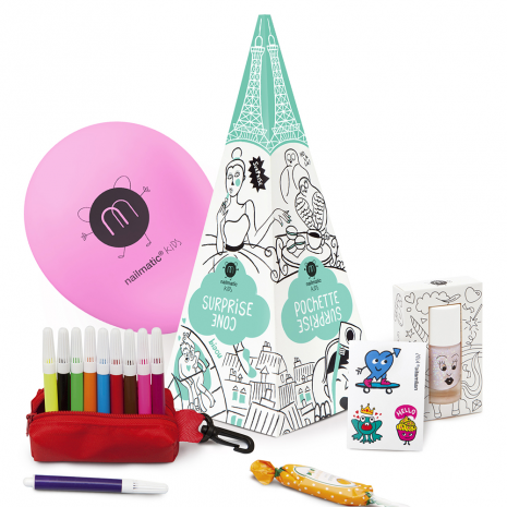 NAILMATIC SURPRISE CONES ARE A PERFECT STOCKING FILLER