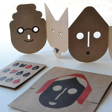 MILIMBO RECYCLED CARDBOARD GAMES, AND BEAUTIFUL PRINTS AND BOOKS FROM A SMALL SPANISH PUBLISHING HOUSE