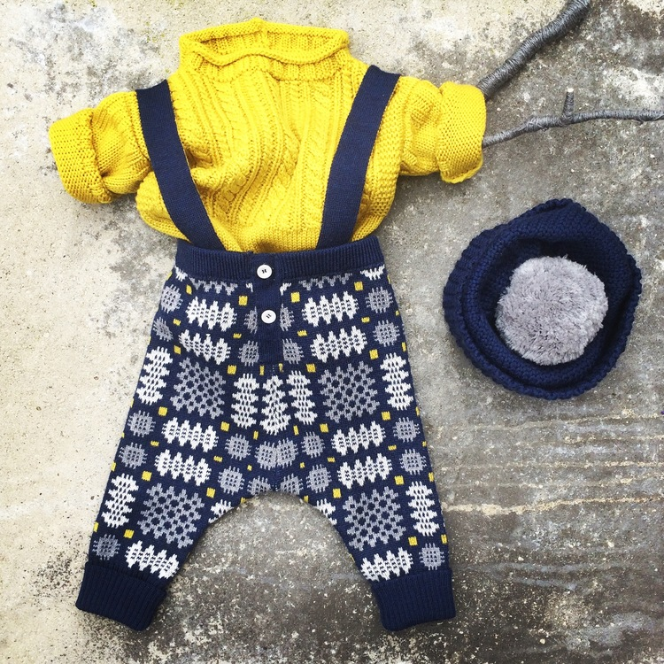 MABLI MERINO WOOL KNITWEAR. A FIRST EVER COLLECTION FROM A GREAT NEW WELSH DESIGN HOUSE. BEAUTIFUL THERMAL-WEAR FOR AGES 0-6