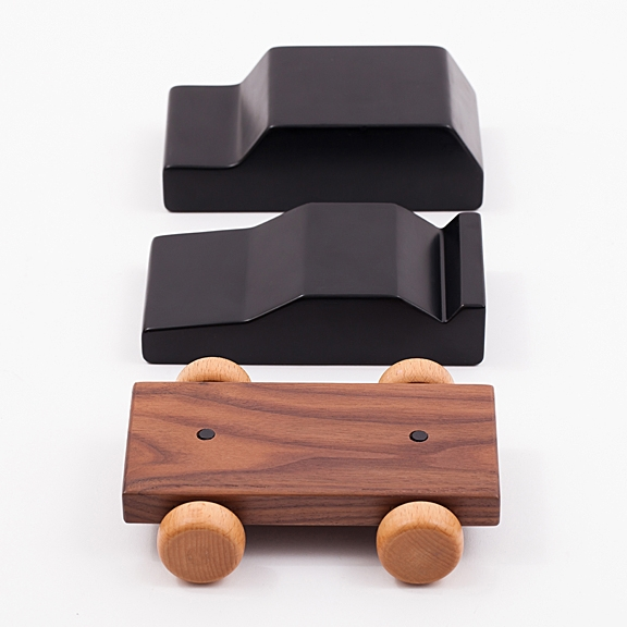 HUZI CHALKBOARD CARS ARE ONE OF THE MOST CREATIVE TOYS WE'VE FOUND