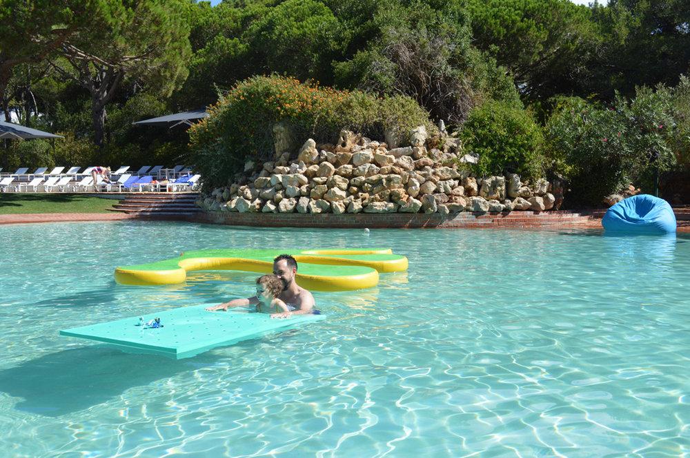 Pool Hangout