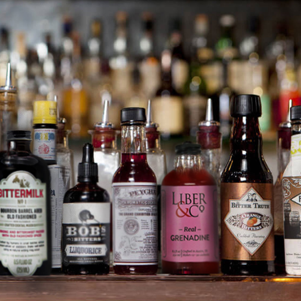 Tonics, Tinctures, Bitters & Syrups