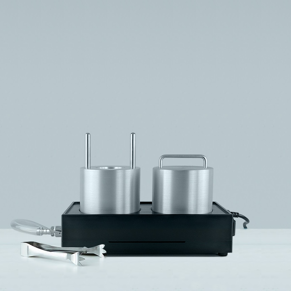 Like a Pro - We also offer the Professional Series Spherical Ice Ball Maker Set which includes both the Heated Base and the world famous Spherical Ice Ball Maker