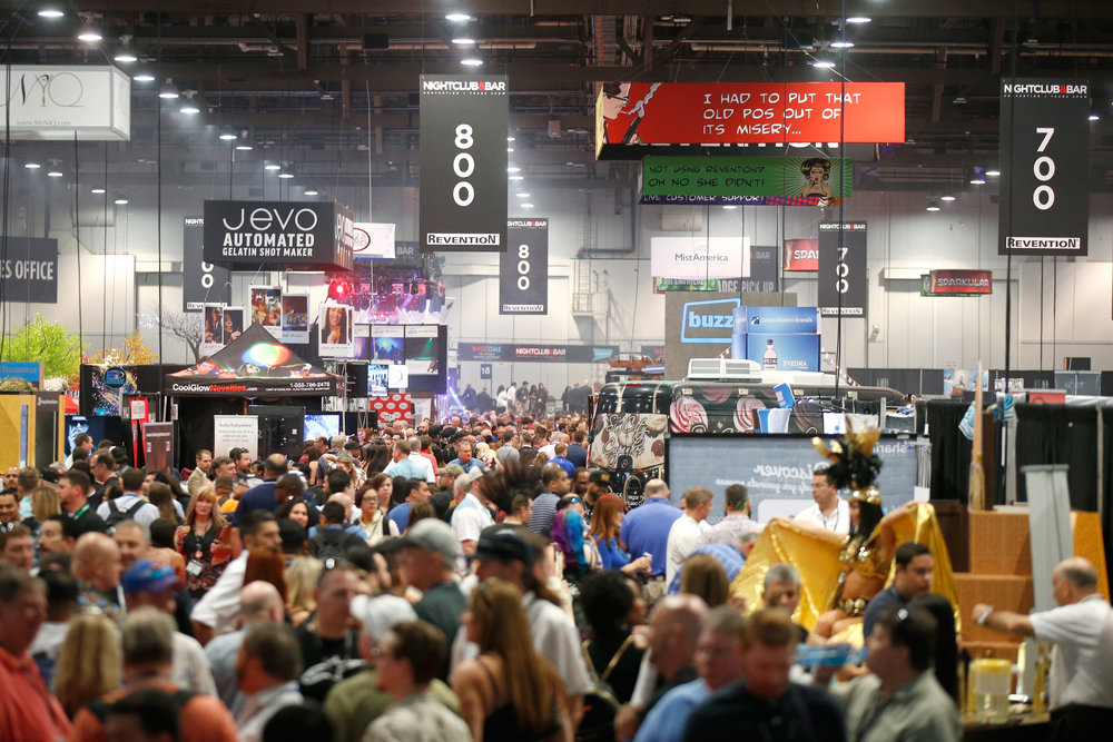 Over 15,000 attendees on just the first day!