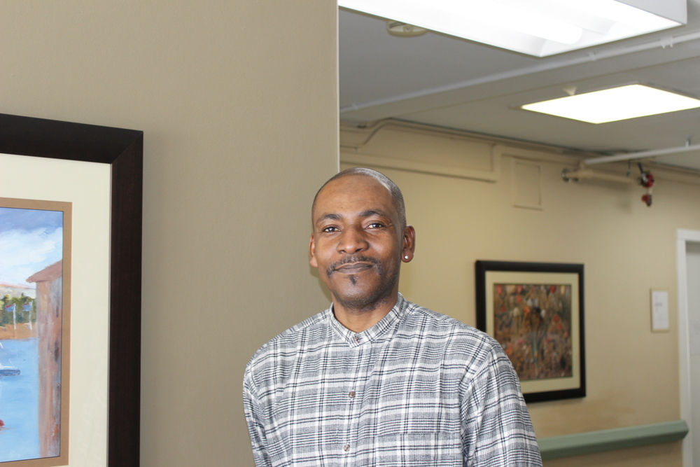 We're proud to welcome Mark Booker (pictured) as our new Environmental Services Coordinator.