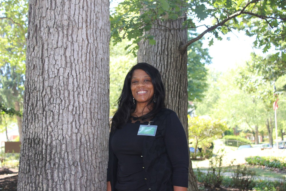 Our new Social Services Director, Stephanie Pounds.