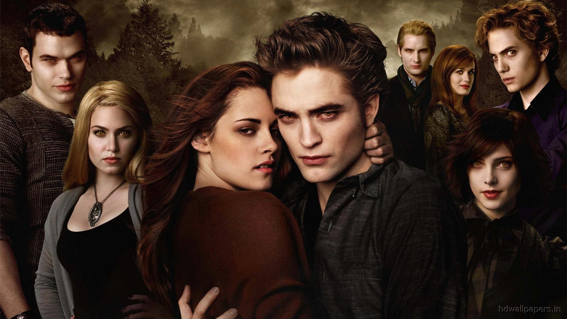 Everything Wrong With The Twilight Saga: Breaking Dawn - Part 2 ...