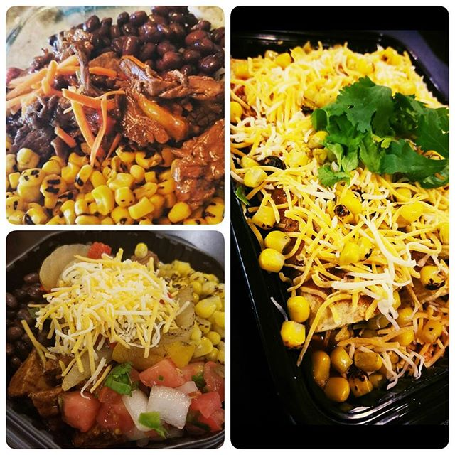 Stop by Sweet Natalie's Gluten Free Bakery in Geneva for this week's savory items!  Here's my latest menu: Chicken Enchiladas, Turkey Meatloaf with Sweet Potato Mash, and Steak Fajita Bowls with brown rice. #cheftony #elevatefood #100daysofcleaneating #chicagofoodpic #instapic #instafood #foodie #chicagofoodie #chicagofoodscene #foodpic #healthyeating #cleaneating #eatright #eathealthy #eatclean #dinner #🍴#nofilter #glutenfree