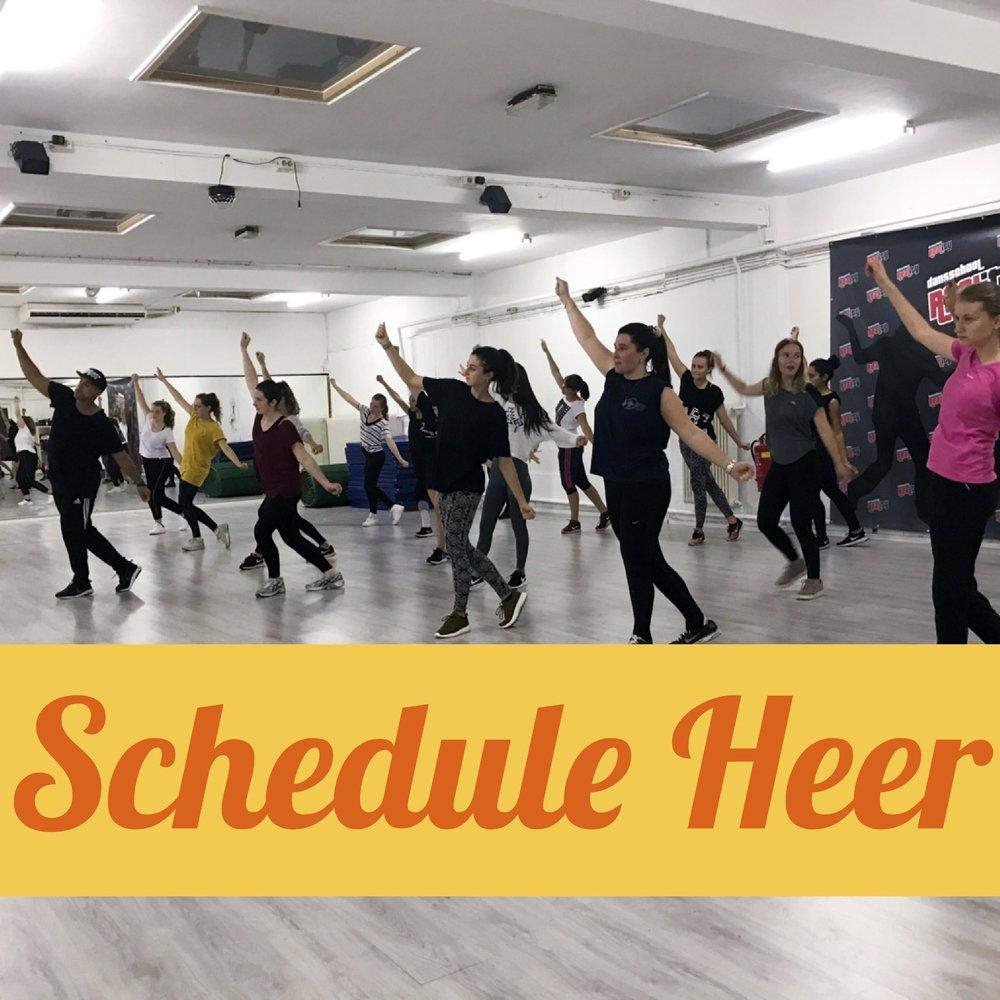 Schedule Heer