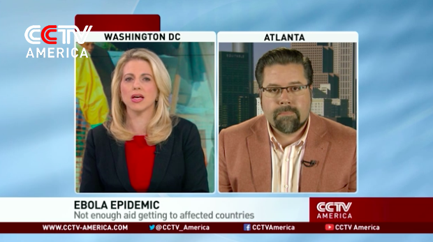 10/11/14 Ebola Update for CCTV America