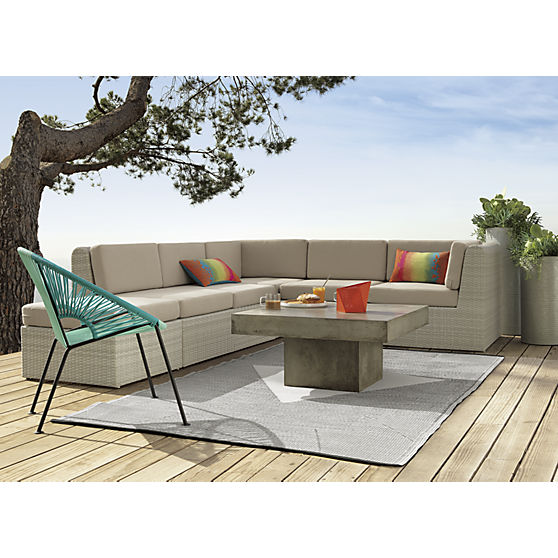cb2 outdoor furniture