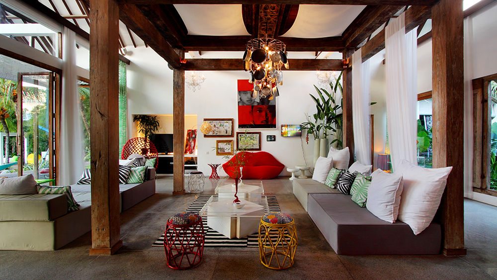 Behomm Bali via Muud Magazine