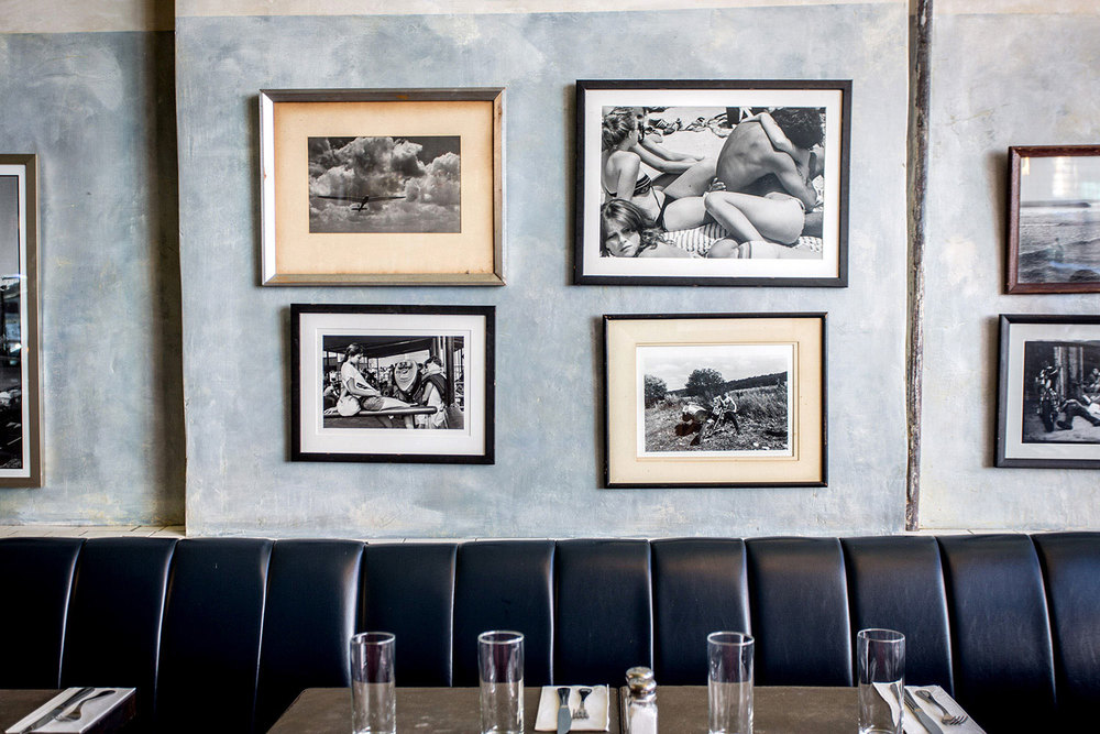 estilonyc.com: Cafe Colette Interior