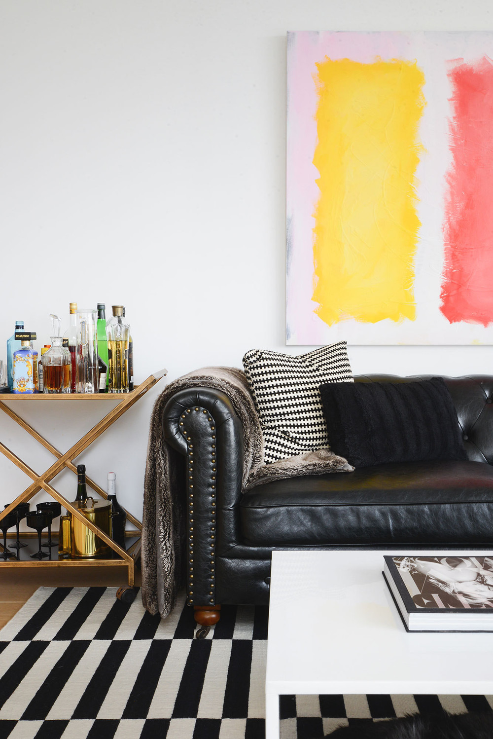 Noa Santos Home Tour/on the estiloNYC blog
