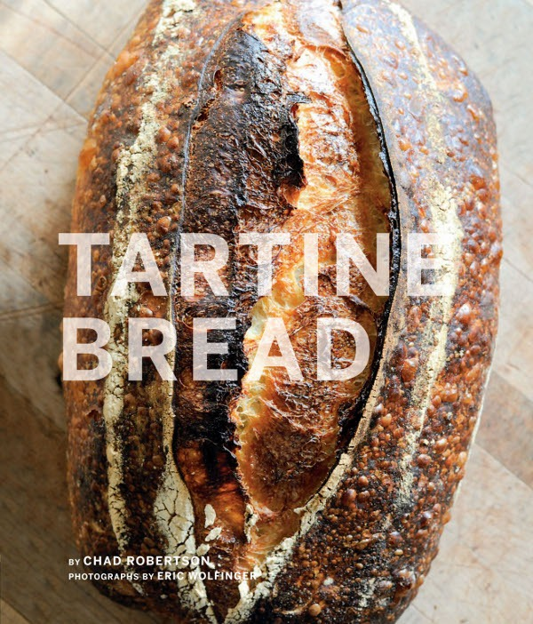 INSPIRED: I've read through the detailed and meticulous 50+ page process on how to replicate Chad Robertson's Country Loaf in your very own home.  I'm determined to cultivate my own starter in an amateur's attempt to make fresh bread and pizza dough!  Pictures of my baking adventures soon to follow…
