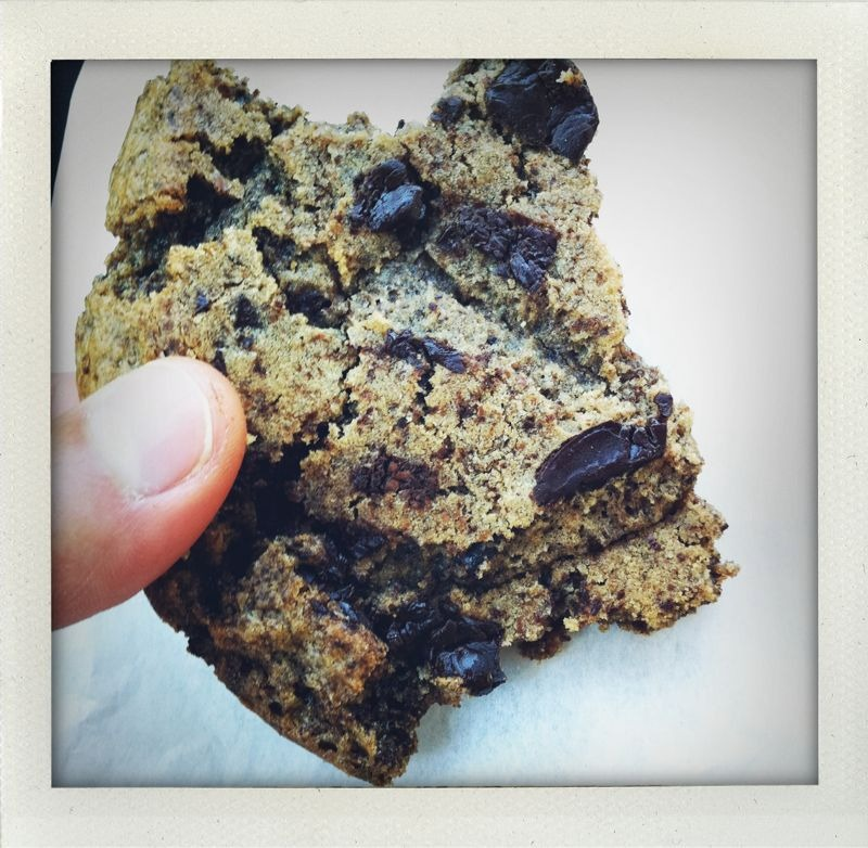 Arizmendi: mission, SF. Just might be my new favorite SF cookie, chunky chocolate chips, crispy yet chewy, not overly sweet.