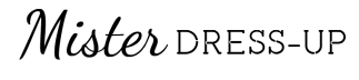 MISTER DRESS-UP,   NOVEMBER 2013 (ARTIST COLLABORATION)