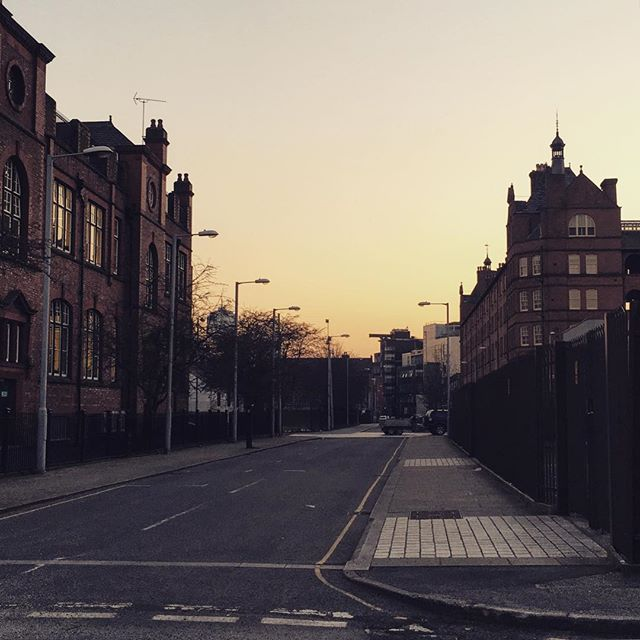 Old Sunlight #sunlight #afternoon #streets #sun #light #ancoats #manchester