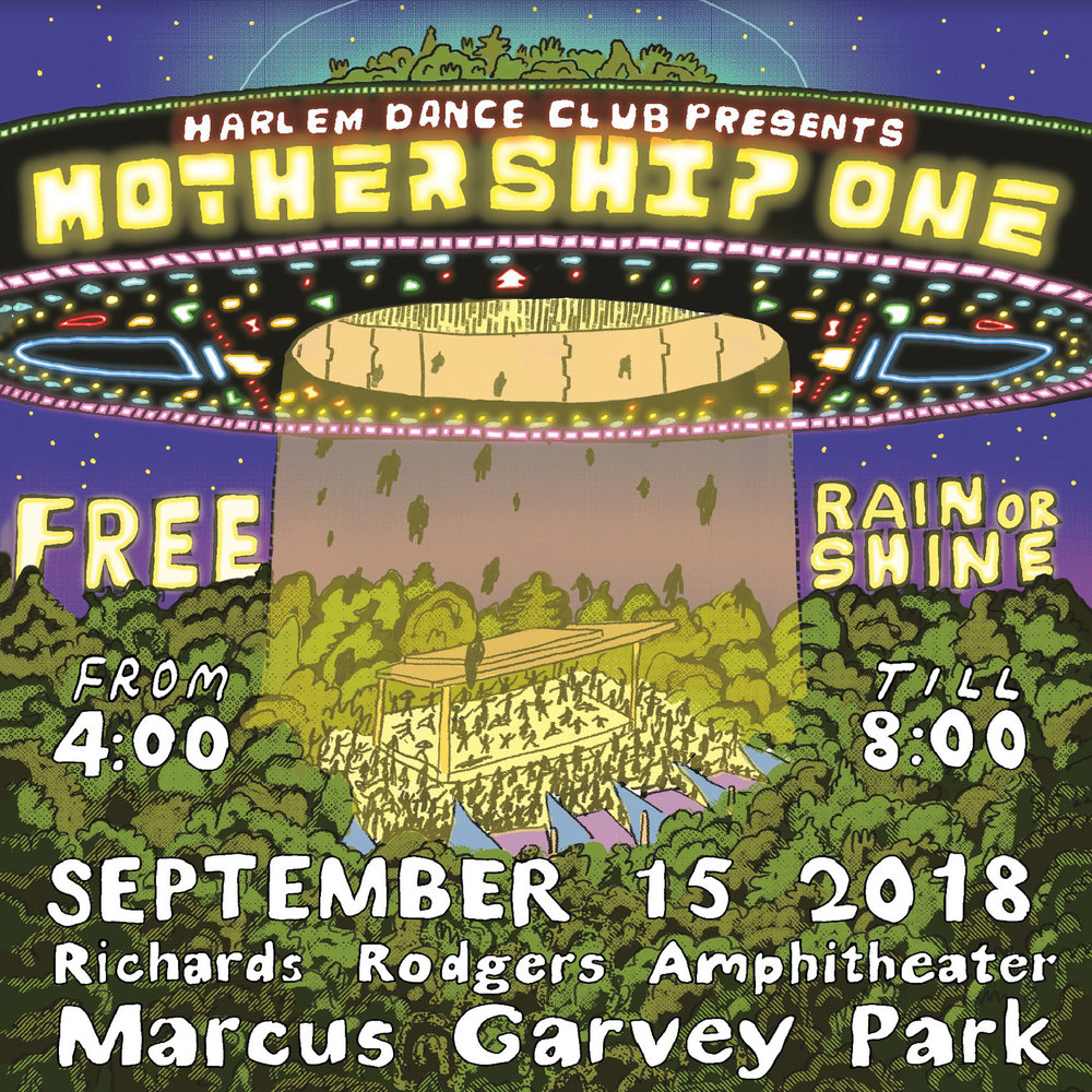 MOTHERSHIP ONE - An Interactive Voyage of Music and Dance.