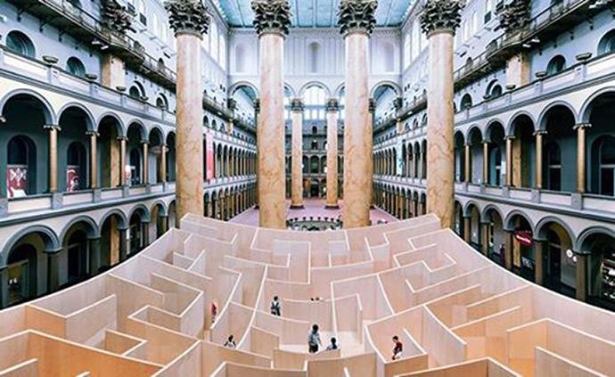 The Big Maze
