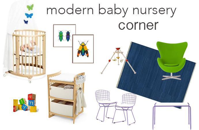 modernbabynurserycorner