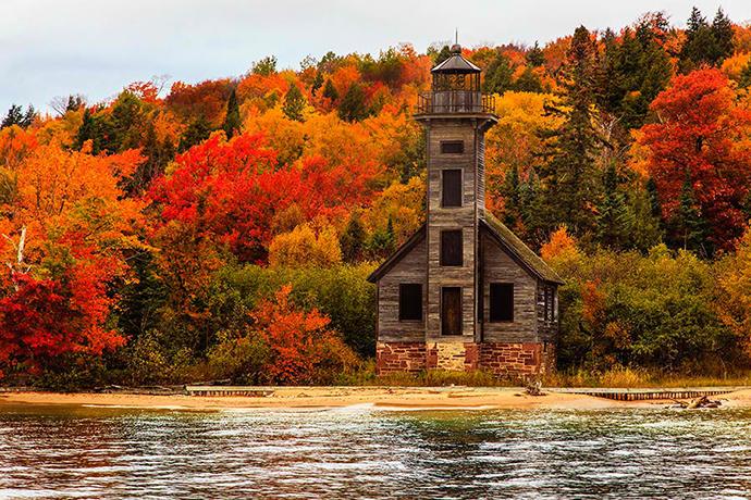 Grand Island, Michigan