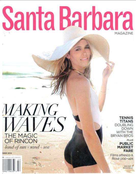 Santa Barbara Magazine Killscrow