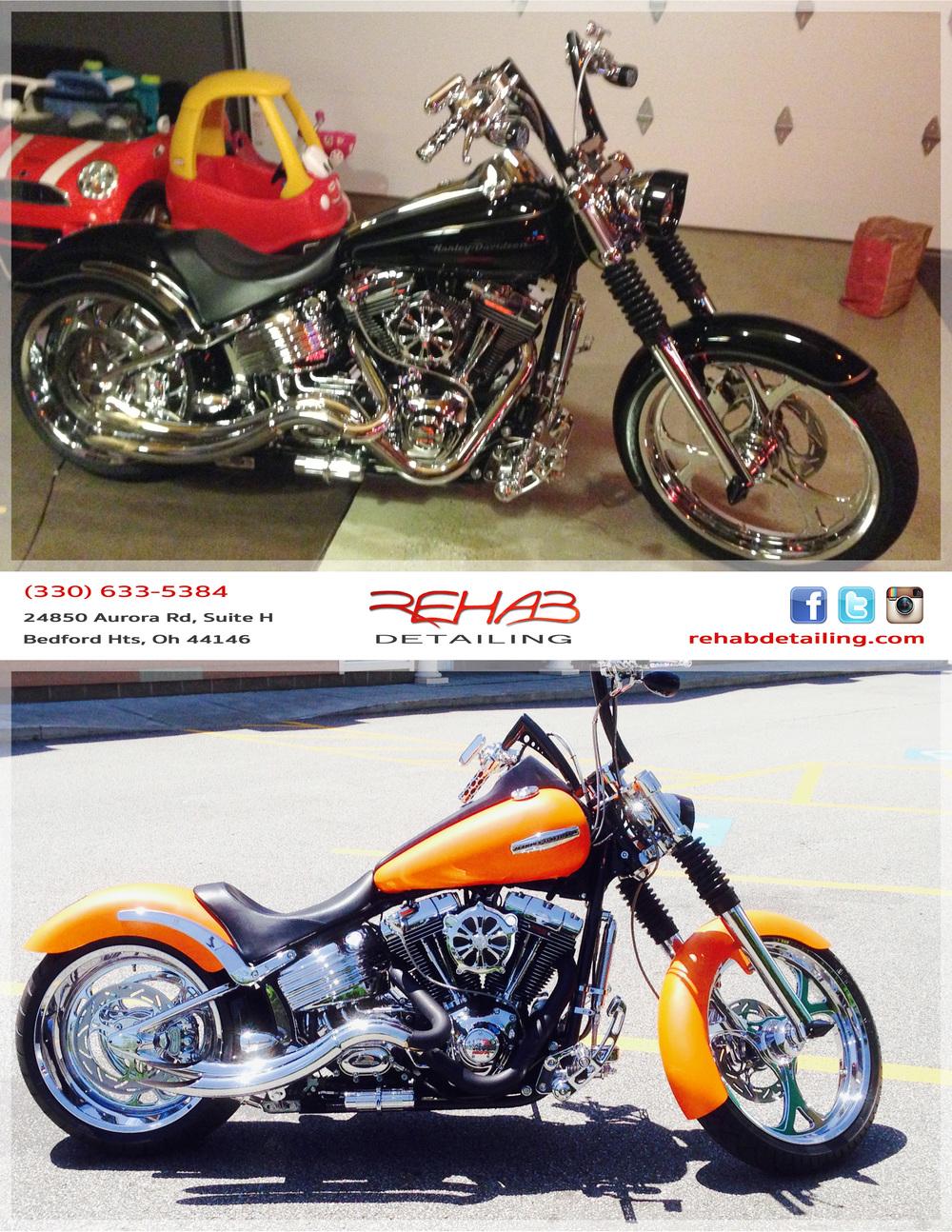 2006 Harley-Davidson Deuce Custom