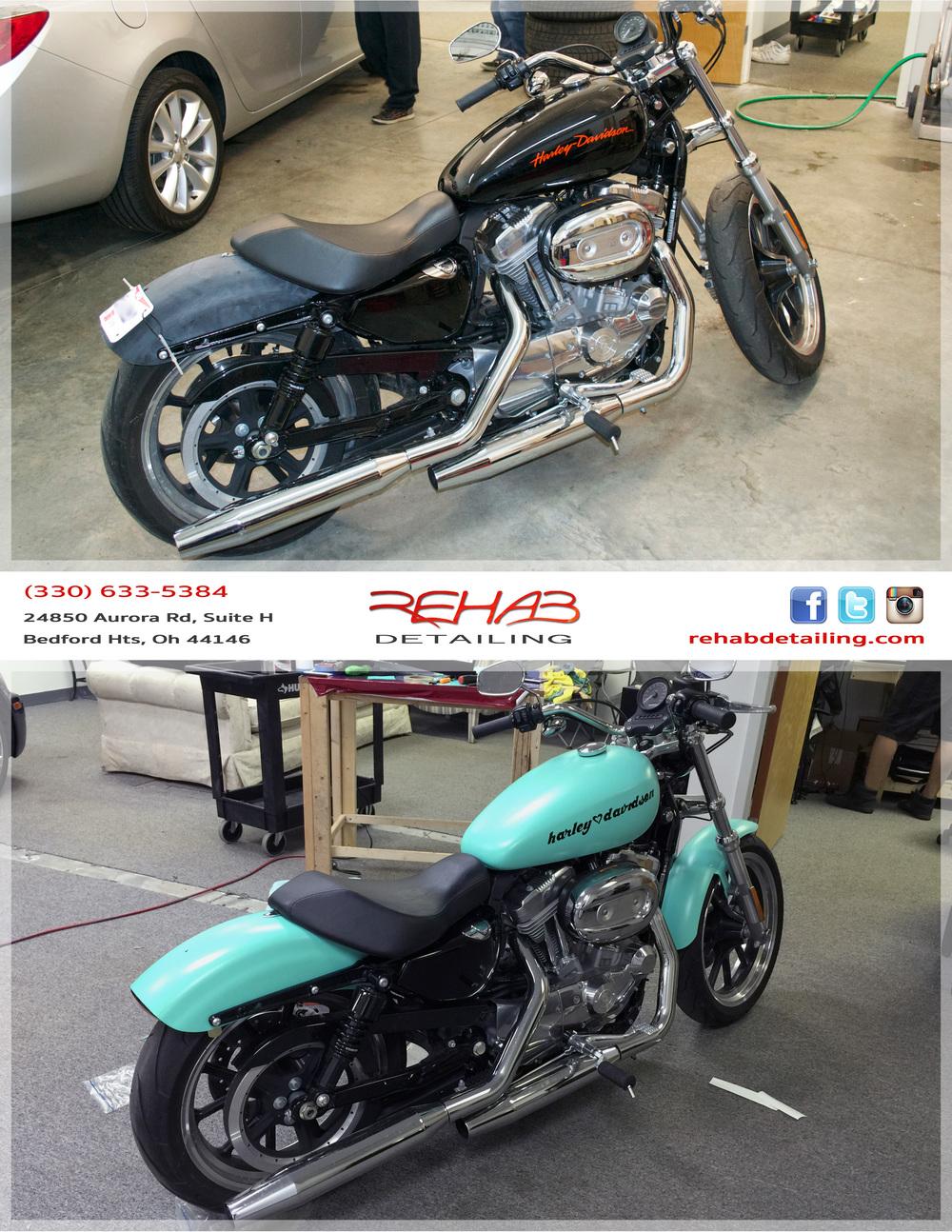 2014 Harley-Davidson 883 Sportster Ultra Low