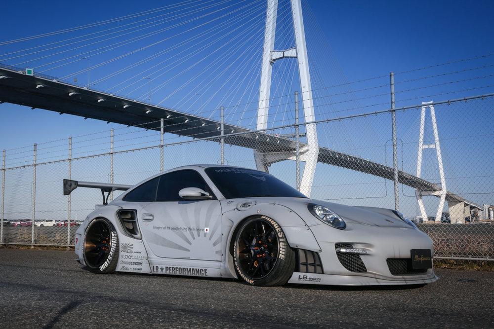 LB-WORKS Porsche 997
