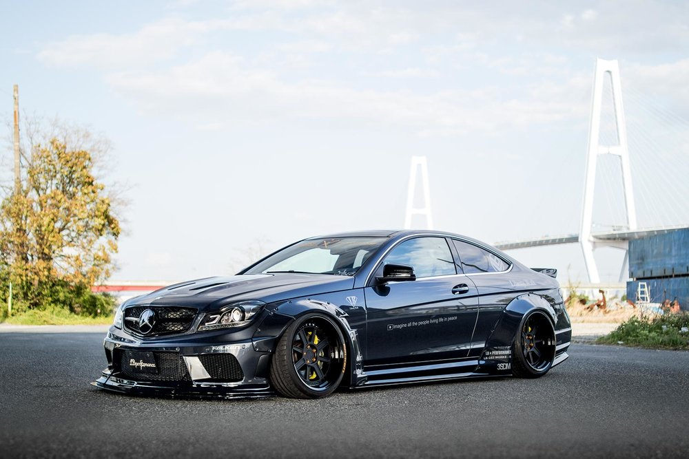 LB-WORKS Mercedes Benz C63
