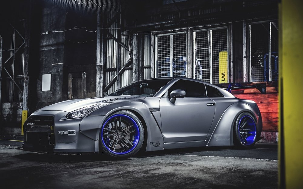 LB-WORKS Nissan GTR R35