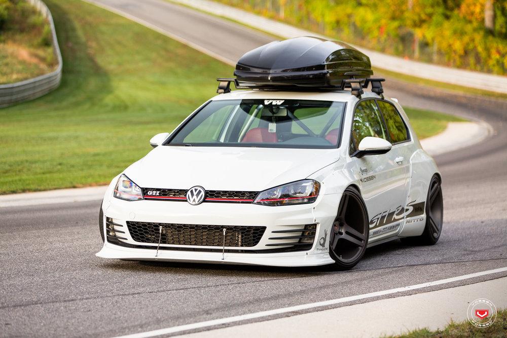 Pandem Volkswagen GTI