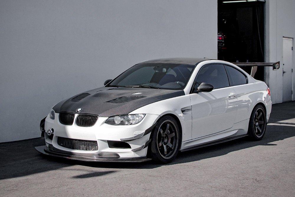 Seibon Carbon BMW E92 Hood