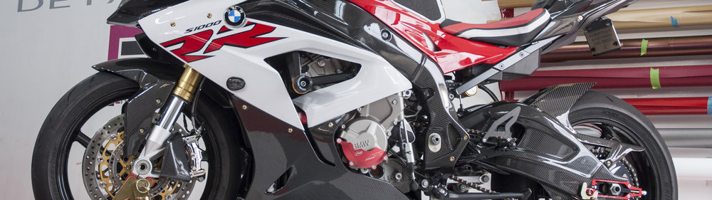 - MOTORCYCLE DETAILING AND CUSTOMIZATION GALLERY