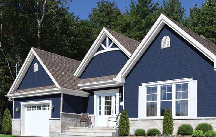 Wood Siding S P Home Services Inc