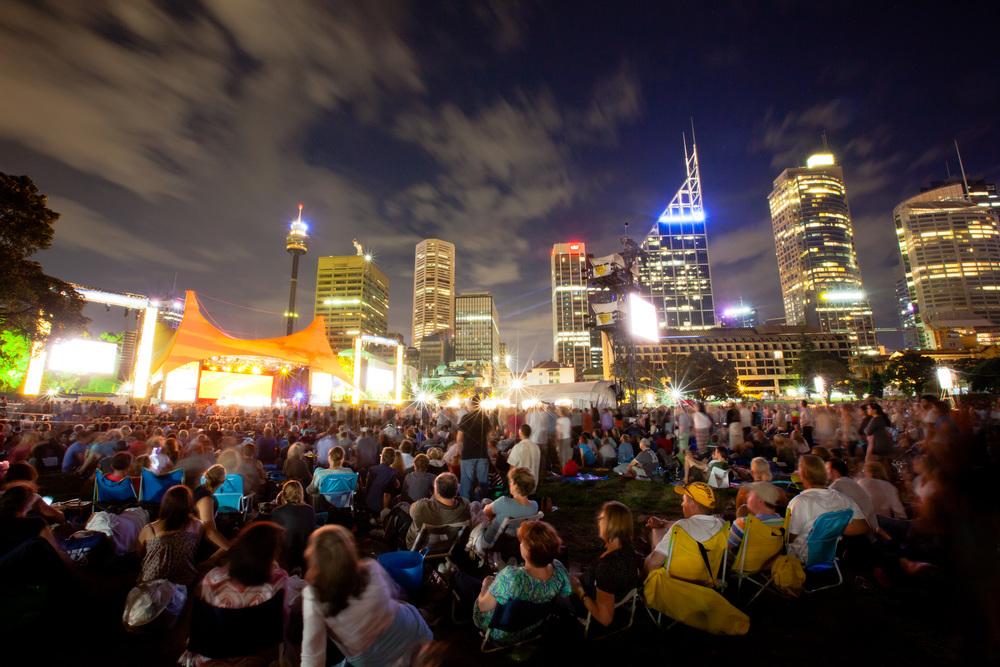 Sydney Festival for Sydney Festival