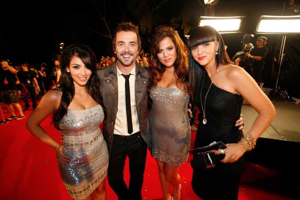 Kim Kardashian, Darren McMullen, Khloe Kardashian, Ruby Rose