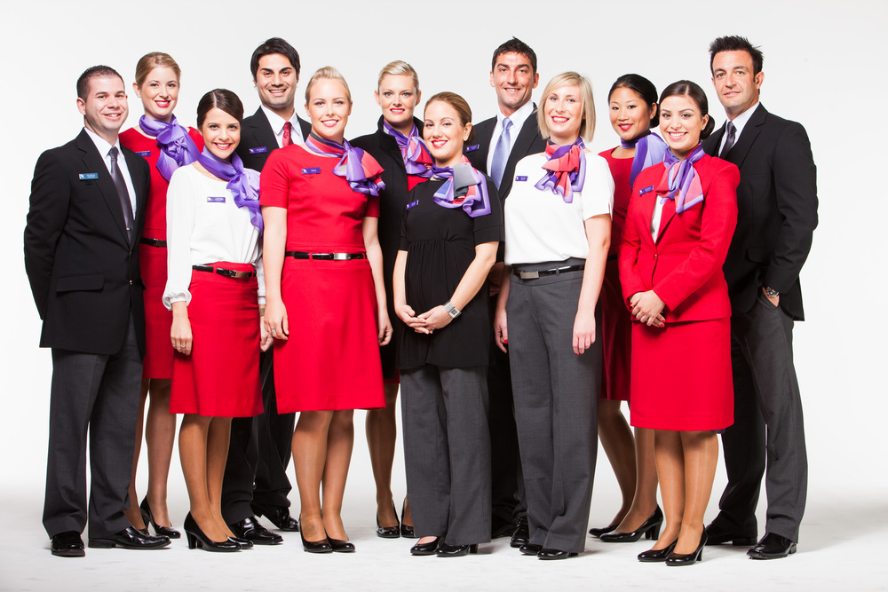Virgin Australia Grooming Guide