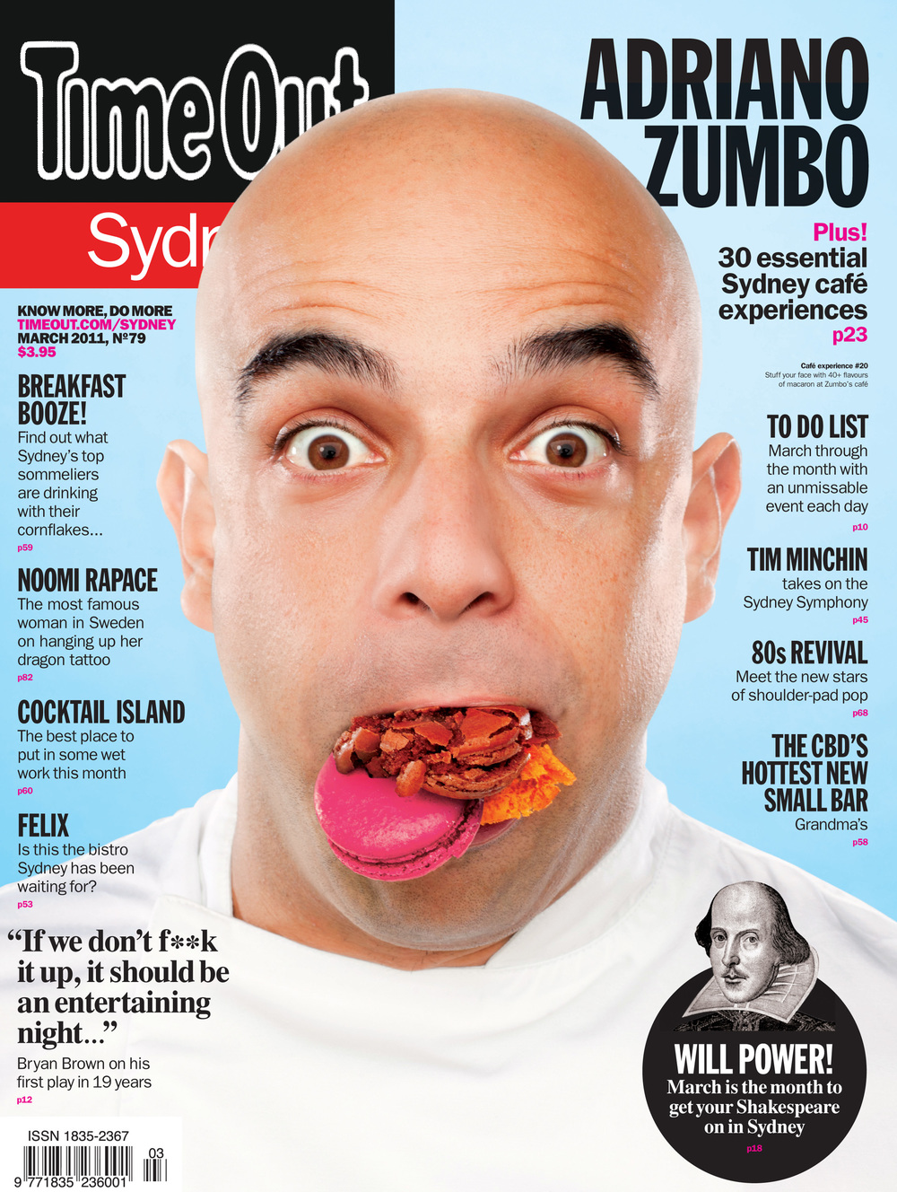Time Out Sydney - Adriano Zumbo