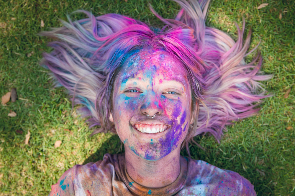 Color Run - Sony Xperia