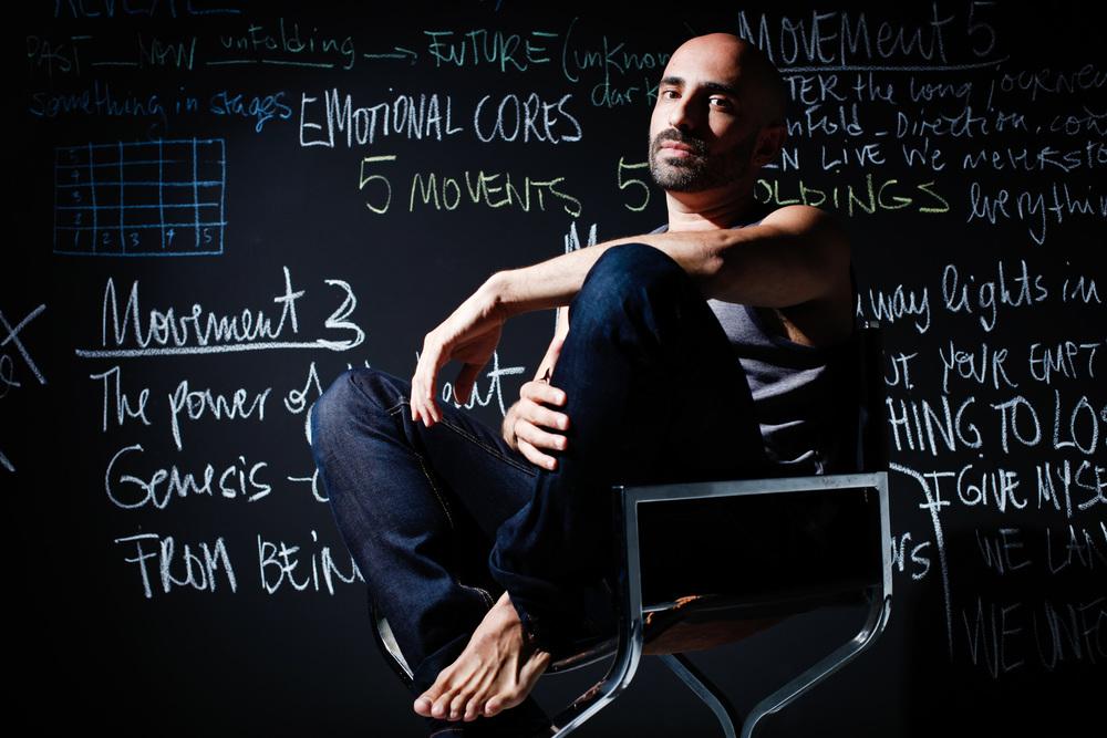 Rafael Bonachela at Sydney Dance Company