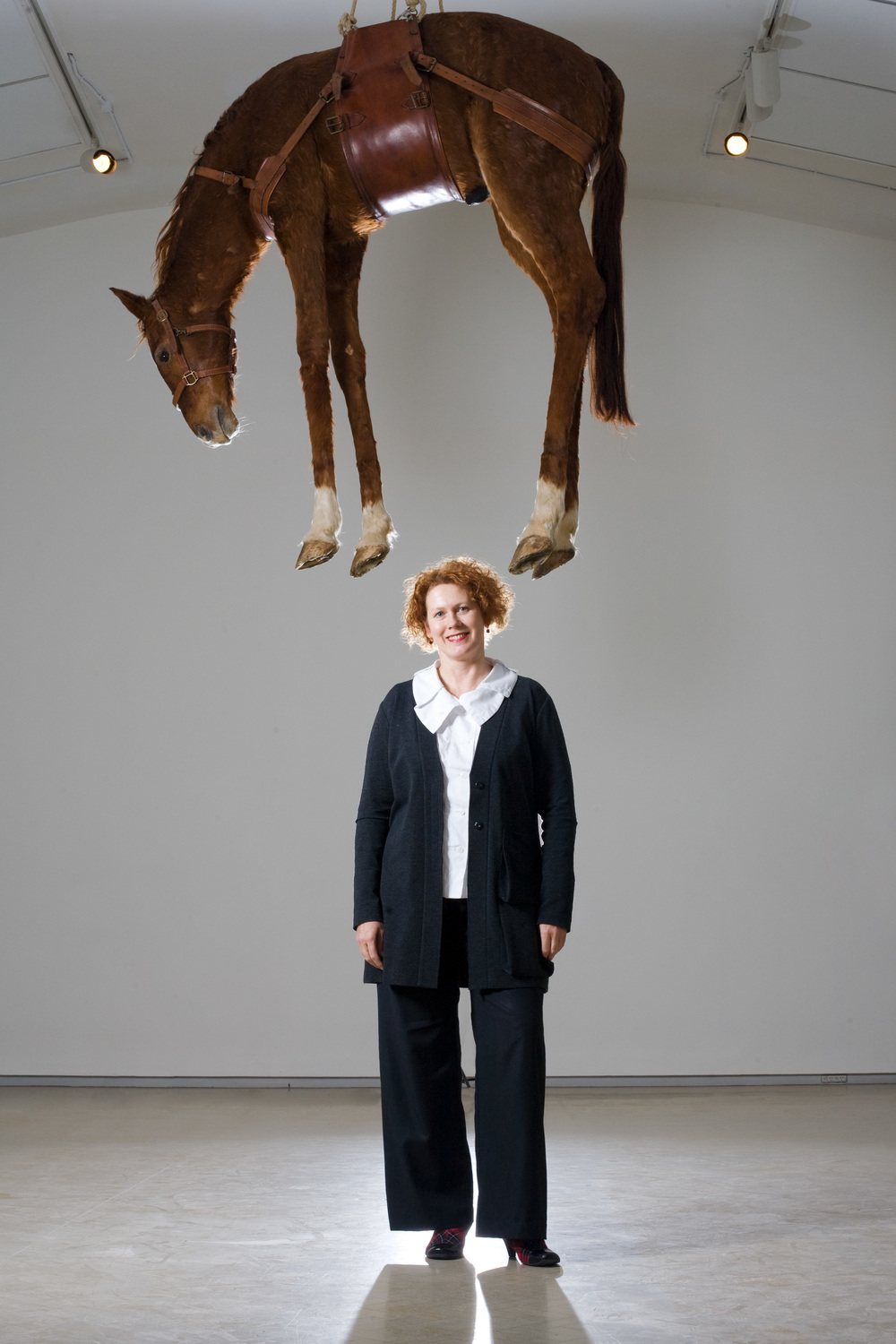 Elizabeth Ann MacGregor from the Museum of Contemporary Art