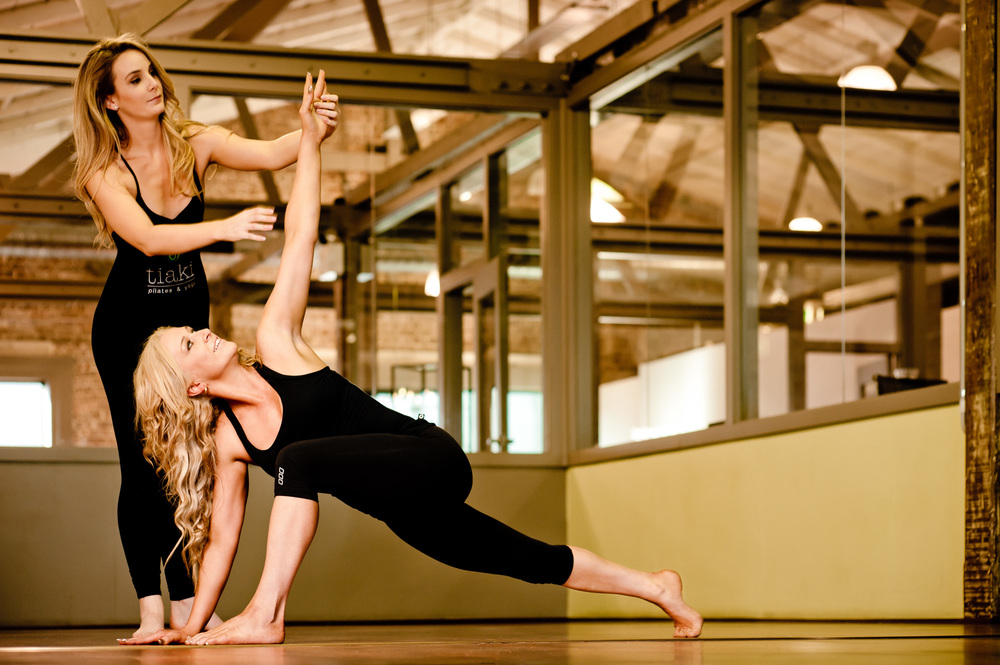 Pilates Yoga Studio