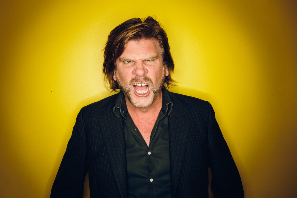 Tex Perkins - Rolling Stone Awards 2013
