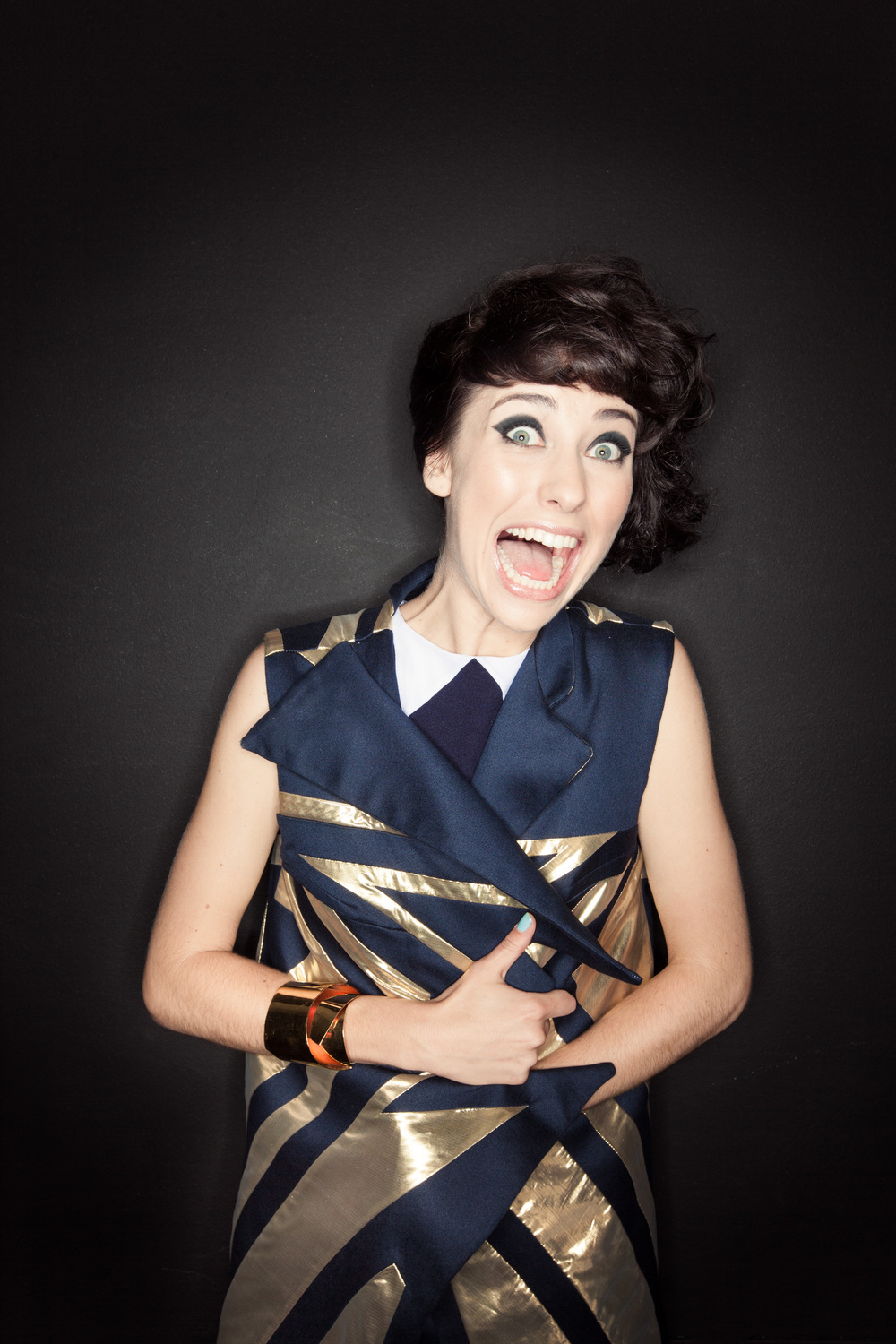 Kimbra for Rolling Stone