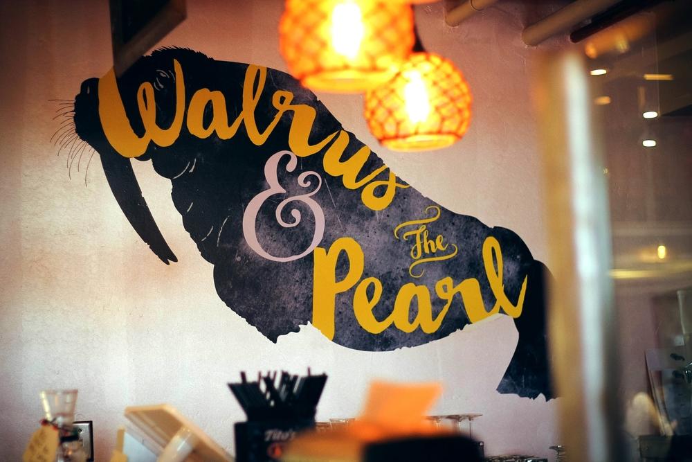 Walrus & the Pearl