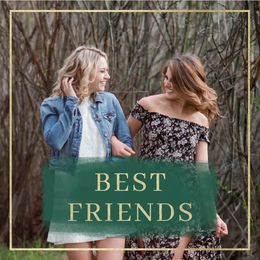 Mary Vance Photography - Best Friends