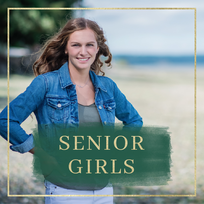 Mary Vance Photography - Senior Girls