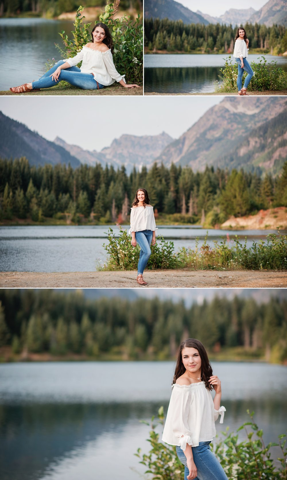 Mary Vance Photography Senior Girl Photographer Sammamish Washington